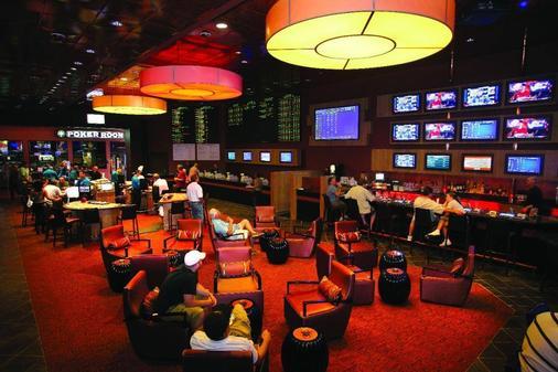 Harrah's Las Vegas Hotel & Casino - 拉斯維加斯 - 休閒室
