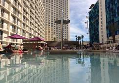 巴利拉斯維加斯賭場度假酒店 - 拉斯維加斯 - 游泳池