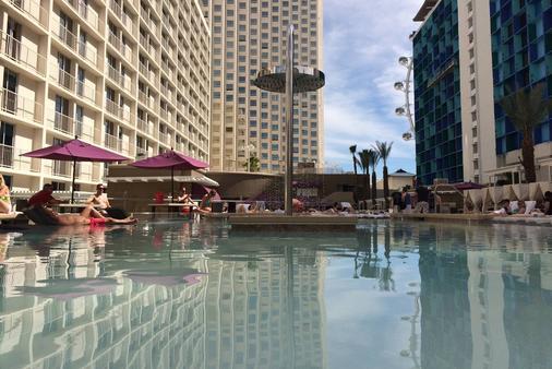 Harrah's Las Vegas Hotel & Casino - 拉斯維加斯 - 游泳池