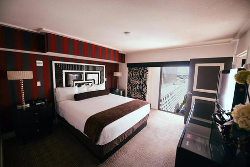 Harrah's Las Vegas Hotel & Casino - 拉斯維加斯 - 臥室