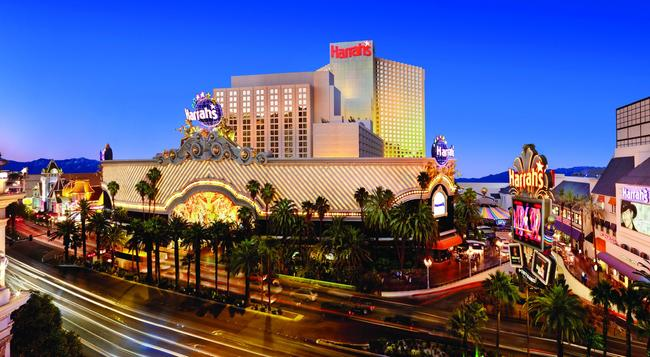 Harrah's Las Vegas Hotel & Casino - 拉斯維加斯 - 建築