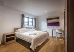 LES哈爾浩邦酒店 - 倫敦 - 臥室