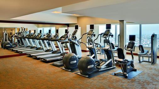 洛杉磯麗思卡爾頓飯店 - 洛杉磯 - 健身房