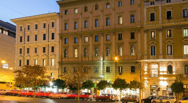 Hotel Ranieri - 羅馬 - 建築