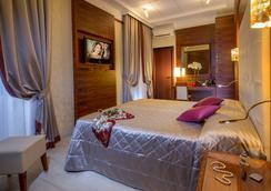 拉涅利酒店 - 羅馬 - 臥室