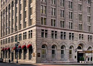 華盛頓會議中心萬怡酒店