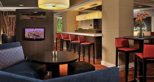 華盛頓會議中心萬怡酒店 - 華盛頓 - 酒吧