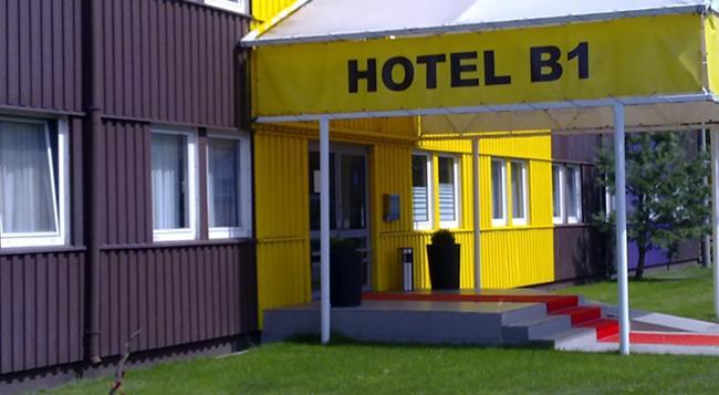 Hotel B1 - 柏林 - 建築