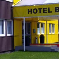 Hotel B1 Hotel Entrance