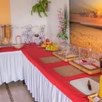 Hotel B1 Breakfast Area