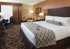 皇冠假日酒店紐瓦克機場店 - 伊麗莎白 - 臥室