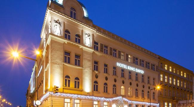 Hotel King David Prague - 布拉格 - 建築