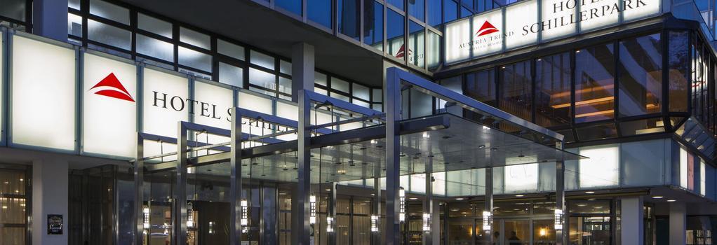 Austria Trend Hotel Schillerpark - 林茨 - 建築