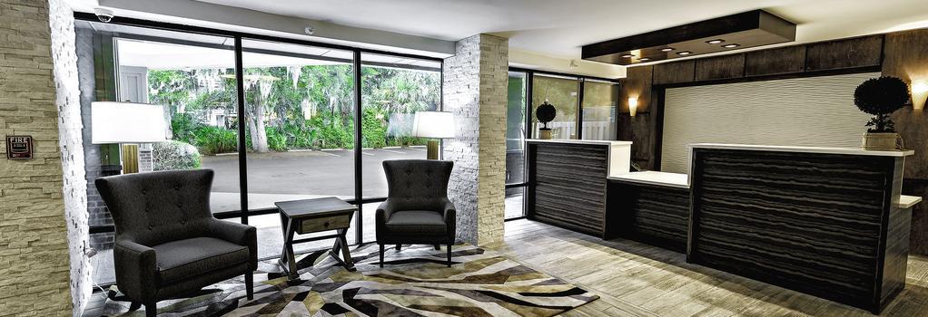Best Western Ocean Breeze Inn - Hilton Head - 建築