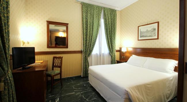 Grand Hotel Gianicolo - 羅馬 - 臥室