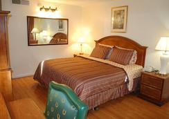 西方酒店 - 休斯頓 - 臥室