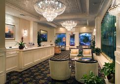 瓦斯燈華美達酒店與會議中心 - 聖地亞哥 - 大廳