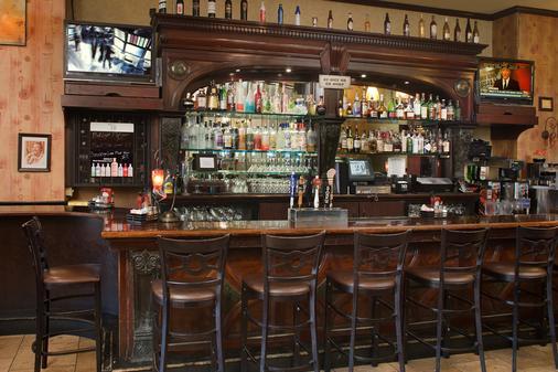 瓦斯燈華美達酒店與會議中心 - 聖地亞哥 - 酒吧