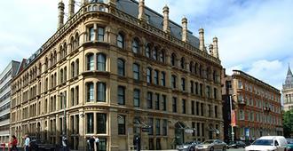 公主街飯店 (舊稱阿洛拉曼徹斯特飯店) - 曼徹斯特 - 建築