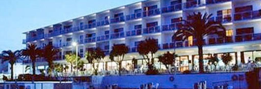 Hotel Simbad - 伊維薩鎮 - 建築