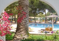 Club Cala Pada - Santa Eularia des Riu - 游泳池