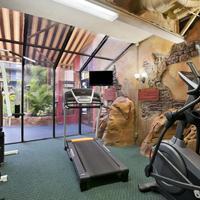 Ramada Hollywood Downtown Fitness Facility