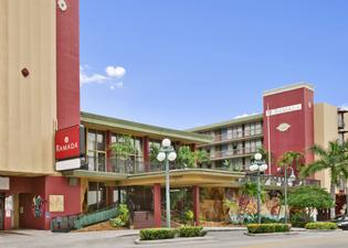 Ramada Hollywood Downtown