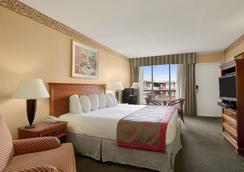 好萊塢市中心華美達酒店 - 好萊塢 - 臥室