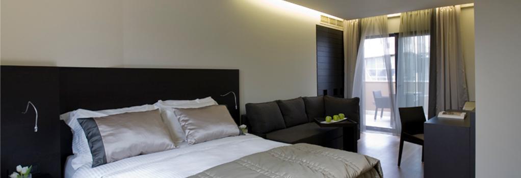 O&B Athens Boutique Hotel - 雅典 - 臥室
