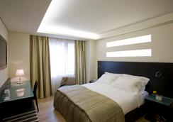 O&B雅典精品酒店 - 雅典 - 臥室