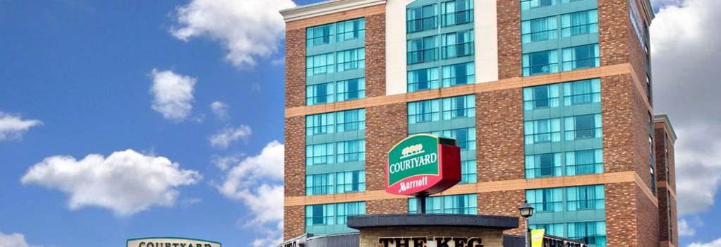 Courtyard by Marriott Niagara Falls - 尼亞加拉瀑布 - 建築