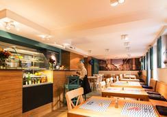 力士公寓式酒店 - Krakow - 餐廳