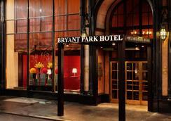 布賴恩特公園酒店 - 紐約 - 建築