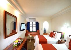 米森左拉羅莎快捷酒店 - 墨西哥城 - 臥室