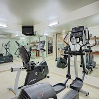 Mision Express Villahermosa Fitness Facility