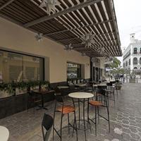 Mision Express Villahermosa Terrace/Patio