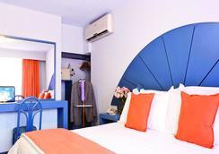 米西翁阿瓜斯卡連特斯卵蘇爾酒店 - 阿瓜斯卡連特斯州 - 臥室