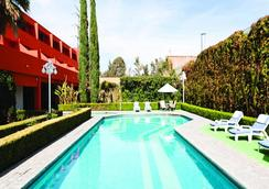 米西翁阿瓜斯卡連特斯卵蘇爾酒店 - 阿瓜斯卡連特斯州 - 游泳池