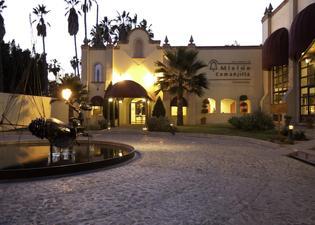 科曼西亞莊園酒店