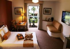 米西约里齐拉大酒店 - 克雷塔羅 - 臥室