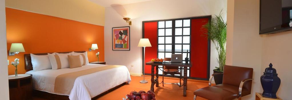 Hotel Mision Monterrey Historico - 蒙特雷 - 建築