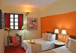 蒙特雷歷史中心米西翁酒店 - 蒙特雷 - 臥室