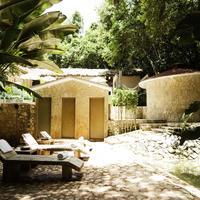 Mision Palenque Terrace/Patio