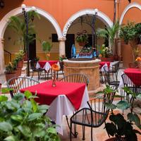Mision Campeche America Centro Historico Restaurant