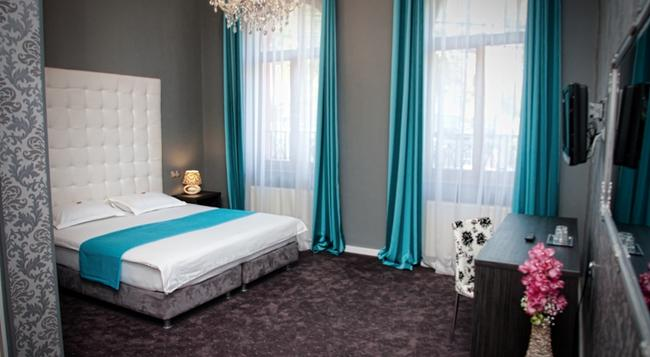 Siago Hotel - 克盧日-納波卡 - 臥室