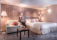 博尚酒店 - 巴黎 - 臥室