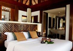 麥蘇梅海灘溫泉度假酒店 - 蘇梅島 - 臥室