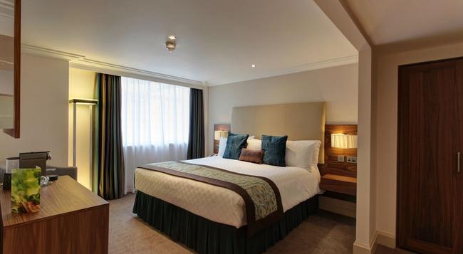 Amba Hotel Marble Arch - 倫敦 - 臥室