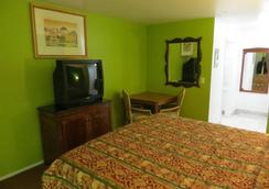 Crown Motel - 拉斯維加斯 - 臥室