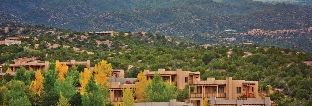 Four Seasons Resort Rancho Encantado Santa Fe - 聖達菲 - 建築